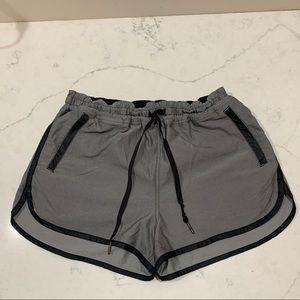 Women's Lululemon Athletica Running Shorts Size 8